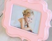 5x7 Picture frame, photo frame, 5x7 whimsical frame, custom picture frame, poster frame
