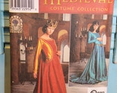 Simplicity Medieval Costume Collection #8725