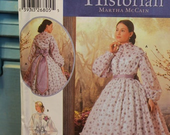 Simplicity Historical Pattern #5442