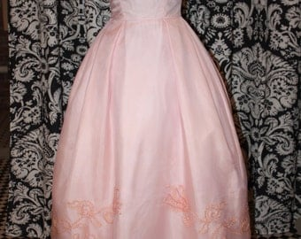 1950's Macy Special Occasion Gown  Item #159-FG