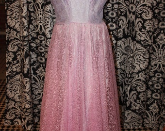 1950's Special Occasion Gown  Item #169-FG