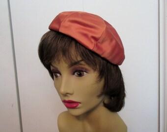 Vintage 1960's Beret Hat