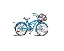 Unique Bicycles Clip Art Related Items  Etsy