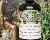 Women's Tonic (Menopause Support, Hot-Flash Ease, Mood Swings etc.) ~ Multiple Sizes