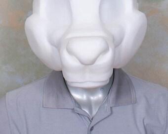 Canine Foam Fursuit Head
