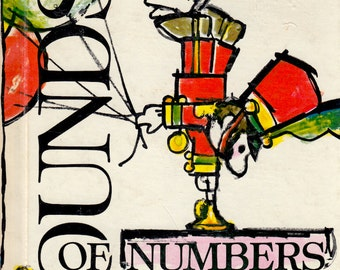 Sounds of Numbers by Bill Martin, Jr. in collaboration with Peggy Brogan