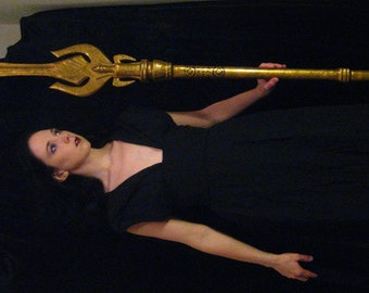 Loki Staff - Gungnir Stolen from Odin - Made to Order