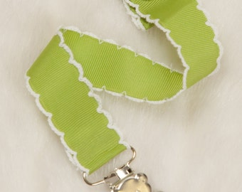 Baby Boy Pacifier clip Baby Bear Pacifier Holder