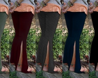 Leggings in some colors. With two positions. Ideal for Tribal Fusion, ioga, festivals. Size XS to XL