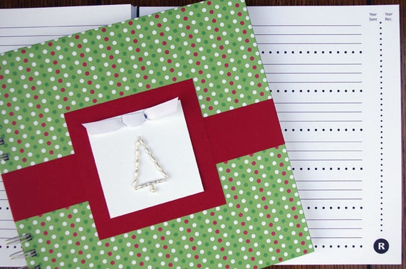 Christmas Card Address List Book All Ideas About And