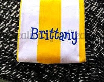 Monogram Beach Towel, Beach Towel, Monogrammed Towel, Personalized Towel, Monogram Towel, Bridesmaids Gift, Beach Towels, Gifts for Her