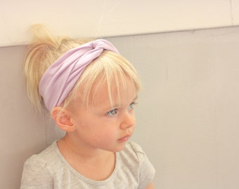Twist Turban Headband - Turban Headwrap - Baby to Adult