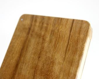 Wood Business Card Holder (Granadillo)
