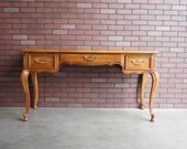 Desk / French Desk / Country French Desk  French Provincial Desk / Writing Desk ~ Paint To Order ~