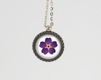 Armenian Jewelry, Armenian Genocde, Awareness Necklace, Forget me Not Necklace, Forget me Not, Armenian Necklace, Anmoruk Necklace, Anmoruk