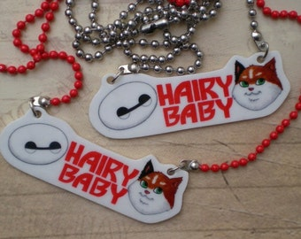 Hairy Baby Necklace