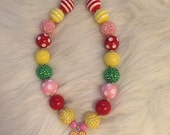 Peppa Pig Chunky Necklace