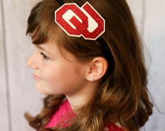 Oklahoma Sooners Headband