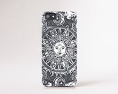 iPhone 6 Case Moon iPhone 5C Case Sun Moon iPhone 6s Case Vintage iPhone Case Retro Samsung S7 Covers iPhone 7 Case Bohemian iPhone 6s Cases