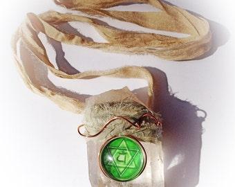 Heart Chakra Necklace