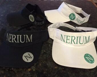 Nerium Visor - Nerium Hat - Brand Partner - Consultant -Glitter - Hostess Gift