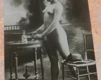 erotic postcard