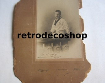 1902 Prince Christoforos of Greece and Denmark, original photo