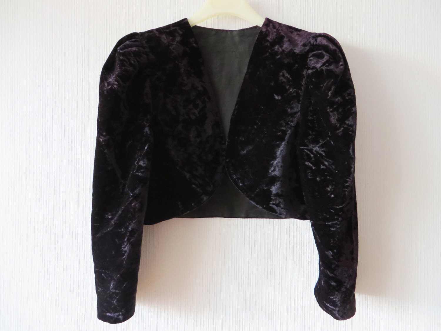 Short Velvet Jacket | Outdoor Jacket