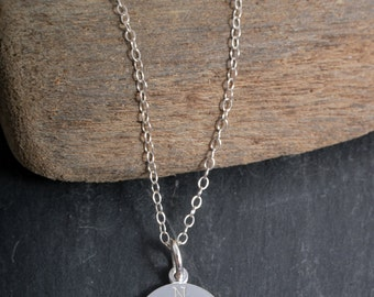 Sterling Silver 925 points of the compass necklace