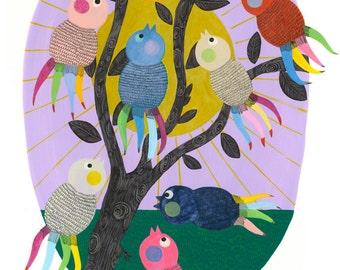 Bird Song.