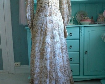 Bohemian Gunne Sax Dress