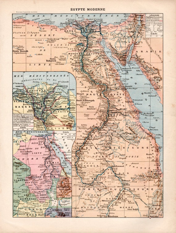 Impeccable image throughout ancient egypt map printable