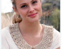 Lace Collar crochet romantic