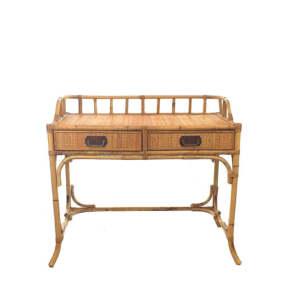 wicker writing desk Our three basic materials are rattan, wood and textiles as nature has its nuances , our furniture a soul, every piece of furniture tells its own story.