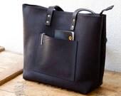 Custom Order for Kimberly. Large black bag and Medium dark brown bag as agreed.