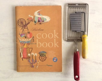 Vintage 1968 Heirloom Cookbook From the Northern Illinois Gas Company
