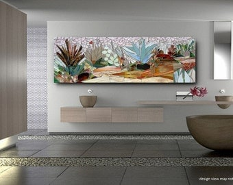 custom mosaic art for the home & garden by ParadiseMosaics
