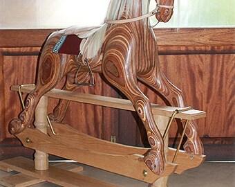 Rocking Horse - Gilbert