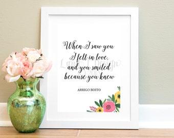 Love Quote Print