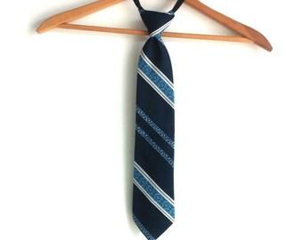 Vintage Zipper-Tie