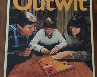 Vintage 1978 Outwit Board Game Parker Brothers