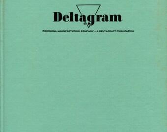 The Deltagram 1959 yearbook