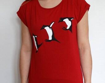 Women's Penguin T-shirt