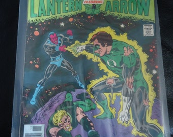 Green Lantern Green Arrow #91 Comic Book 1976 DC Comics