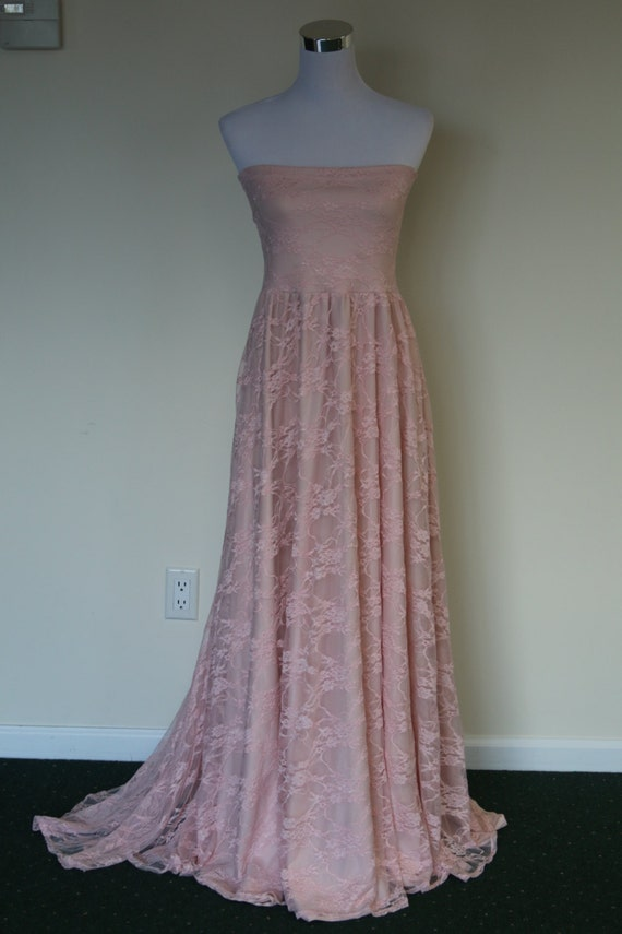 Maternity Baby Shower Bridesmaids Blush Pink by