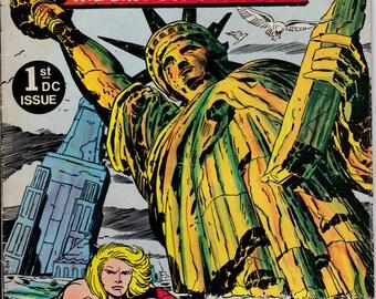 Kamandi The Last Boy On Earth #1, November 1972 Issue - DC Comics - Grade VG/F