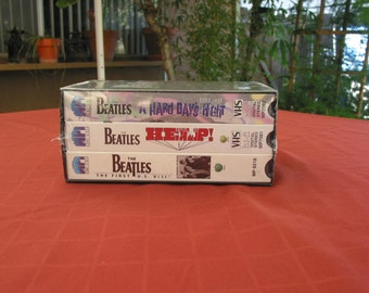 The Beatles Collection VHS MPI Home Videos