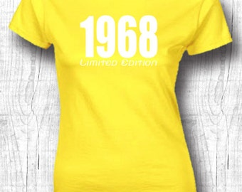 49th birthday gift t shirts 1968 shirts – 49th customized shirts 49th dad tshirts 49th custom 1968 gift idea t shirts 49 birthday gift 142