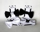 Dog Bow Tie - Dog Bowties - Dog Collar Bow Tie - Boy Dog Accessories - Dog Collar Accessories - Velcro Dog Bow Ties - Cat Bow Tie