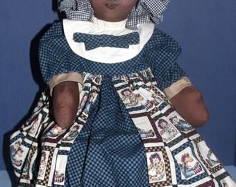 28 inch cloth rag doll